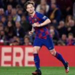 El croata no tiene un futuro claro   FOTO: FC BARCELONA