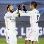 Varane o Ramos, solo puede quedar uno en la defensa del Madrid