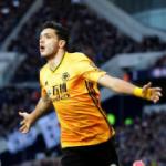"""""""Los Wolves ya conocen el futuro de Raúl Jiménez. Foto: Getty Images"""""""