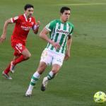 Aïssa Mandi cada vez más cerca de renovar con el Real Betis. Foto: Apuestasdeportivas.es
