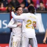 """""""El Madrid se encomienda al título de liga. Foto: Getty Images"""""""