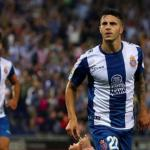 Mario Hermoso en un partido con el Espanyol / Instagram de Mario Hermoso