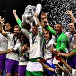 El Real Madrid celebrando un título / Republica.com