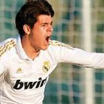 Álvaro Morata/ Real Madrid
