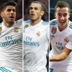 Delantera del Madrid esta temporada / Libertad digital