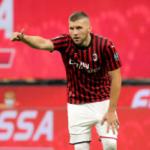 """""""El Milan negocia con el Eintracht por Rebic. Foto: Getty Images"""""""