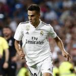 Reguilón, con el Real Madrid / twitter