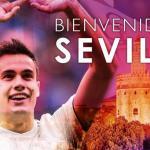 Sergio Reguilón, nuevo jugador del Sevilla FC / Sevilla FC
