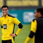 La ambición de Reinier tras su llegada a Dortmund
