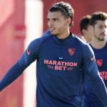 Rekik espera su primera gran oportunidad en el Sevilla