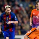 La renovación de De Bruyne pendiente de Messi. Foto: Goal.com
