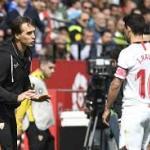 La renovación de Jesús Navas por el Sevilla en 'stand by'. Foto: Sevilla FC