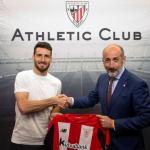 Aduriz, con el Athletic / Twitter