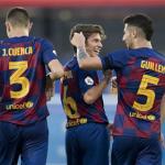 """Una de las mayores promesas de 'La Masía' se cansa de Valverde """"Foto: Sport"""""""