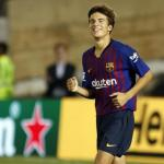 El Barcelona negocia la renovación de Riqui Puig hasta 2023