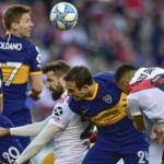 """El ex de Boca Juniors que ahora escucha una propuesta de River Plate """"Foto: Olé"""""""