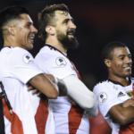 """El jugador de River Plate que más ha subido su valor de mercado """"Foto: Olé"""""""