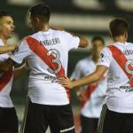 "River Plate cerró un fichaje para junio ""Foto: TNT Sports"""