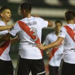 """El futbolista de River Plate al que sus compañeros quieren fuera """"Foto: Olé"""""""