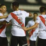 """Los 3 futbolistas que saldrán de River Plate """"Foto: Olé"""""""