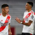 """El futbolista que descendió con River Plate y quiere volver """"Foto: Olé"""""""