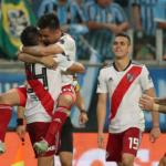 """Otra estrella europea se ofreció a River Plate """"Foto: TyC Sports"""""""
