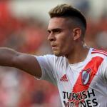 River Plate quiere fichar a Santos Borré / Caracoltv.com