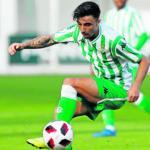 """Rober saldrá cedido en invierno del Real Betis """"Foto: ABC"""""""