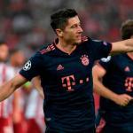 Robert Lewandowski sigue haciendo historia en la Bundesliga. FOTO: BAYERN MÚNCIH