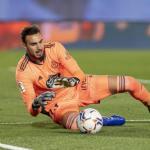 Roberto rechazó al Atlético para quedarse en el Valladolid. Foto: LaLiga