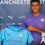 Rodri es nuevo jugador del Manchester City / Twitter