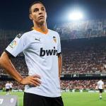 Rodrigo Moreno en un partido con el Valencia / depor.com