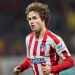 """Los 4 equipos que quieren firmar a Riquelme, la perla del Atlético de Madrid """"Foto: tyC Sports"""""""
