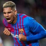 """Y al fin, Ronald Araújo fue regateado en el FC Barcelona """"Foto: 90Minutos"""""""