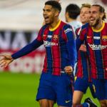 """Ronald Araujo y Óscar Mingueza, el futuro absoluto del FC Barcelona """"Foto: Culemania.com"""""""