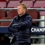 """Ronald Koeman y su pésimo bagaje en los partidos importantes con el FC Barcelona """"Foto: Mundo Deportivo"""""""