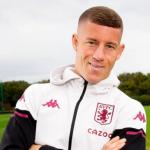 """El Aston Villa pregunta por la opción de compra de Ross Barkley """"Foto: AVillaFan"""""""
