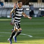 Rubén Castro, el 'rodillo goleador' de LaLiga. Foto: La Verdad