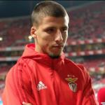 """Ruben Días es el elegido por Guardiola para el Manchester City """"Foto: SL Benfica"""""""