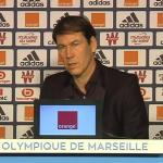 Rudi García en rueda de prensa. Foto: Youtube.com