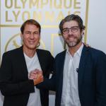 Rudi García nuevo entrenador del Lyon / Ol.fr