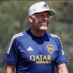 """Russo y la construcción de Boca Juniors: músculo por dentro, electricidad por fuera """"Foto: AS"""""""