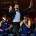Los 3 señalados por Russo después de la eliminación ante Santos