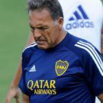 """Russo y el partido que decidirá su futuro en Boca Juniors """"Foto: TNT Sports"""""""