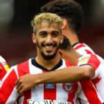 """""""Saïd Benrahma: la nueva sensación argelina del fútbol inglés . Foto: Getty Images"""""""