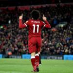 """El Liverpool sólo perdió un encuentro liguero con Mo Salah """"Foto: liverpoolecho.co.uk"""""""