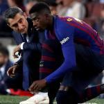 Salen a la luz los malos hábitos de Dembélé / FCBarcelona.es