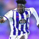 Mohammed Salisu es pura Premier League | VALLADOLID