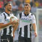 Los jugadores de Udinese durante un partido. / udineseblog.it