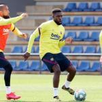 Samuel Umtiti,el nuevo objetivo de Antonio Conte. FOTO: FC BARCELONA